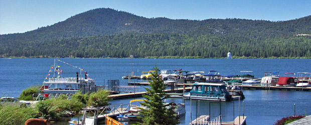 Lakefront Big Bear Lake View