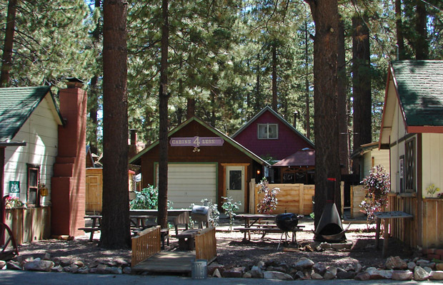 Big Bear Lodging